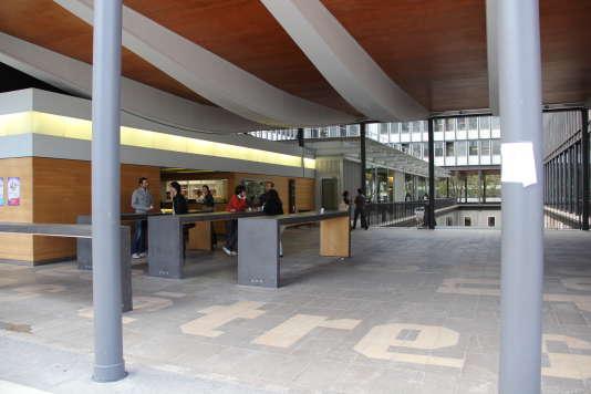 Université Pierre-et-Marie-Curie (Campus Jussieu - 2012)