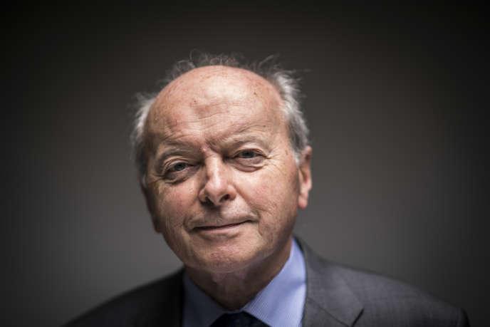 Jacques Toubon, en juillet 2016.