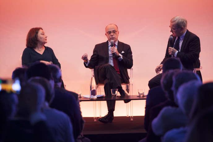 Le premier ministre Bernard Cazeneuve, à Paris jeudi 19janvier.