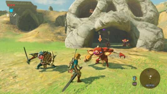 « Breath of the Wild» introduit une myriade d'armes, autant de clés dans la progression au cours du jeu.