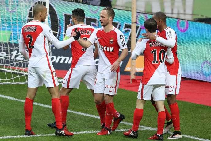 Monaco est en déplacement à Paris lors de la 22e journée de Ligue 1.
