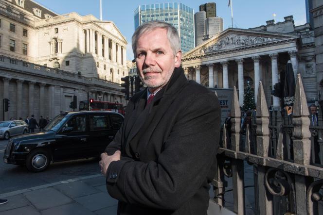 John Christensen, fondateur de l'association Tax Justice Network.