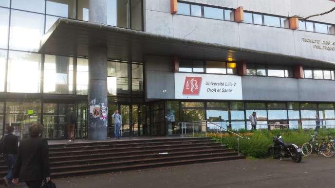 Université de Lille 2 Campus