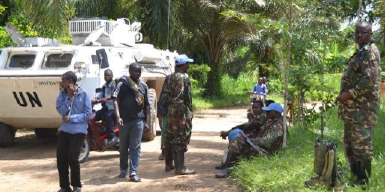 Plus de 1million de personnes déplacées par les violences dans l'est de la RDC en six mois