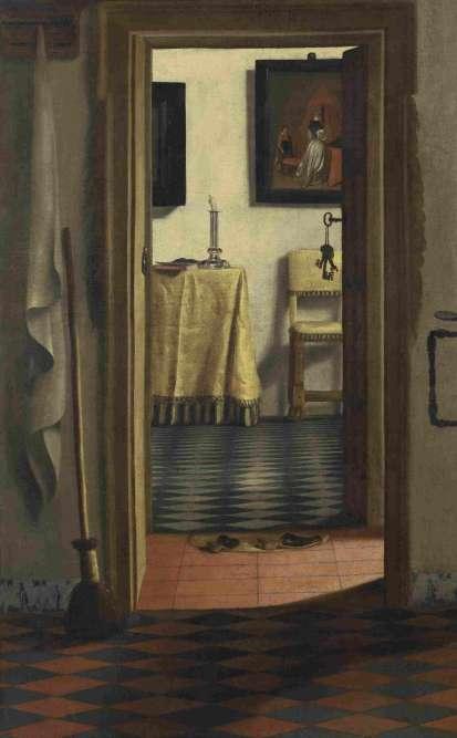 Le louvre r unit vermeer et ses contemporains for 60 1785