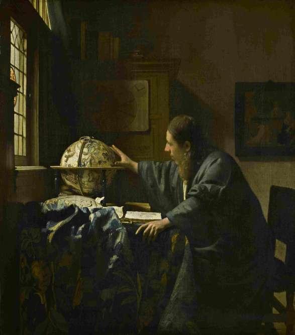 Le Louvre Réunit Vermeer Et Ses Contemporains