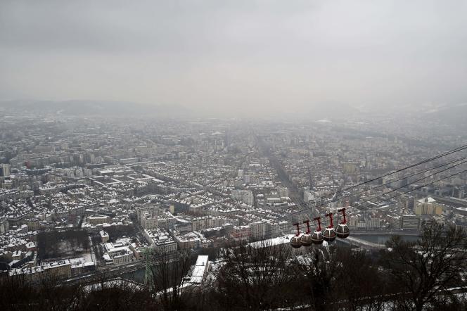 Grenoble, le 24 janvier 2017.