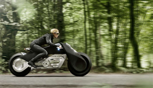 moto honda qui tombe pas