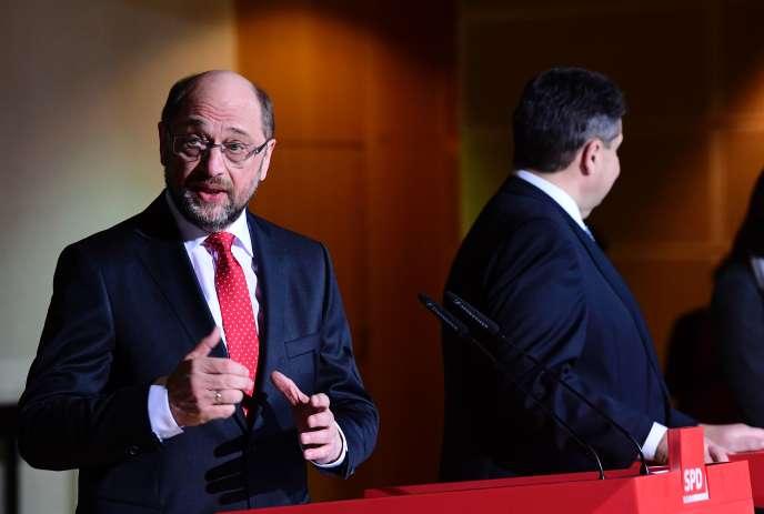 Martin Schulz a récemment quitté la présidence du Parlement européen, après avoir décidé de ne pas briguer un troisième mandat.