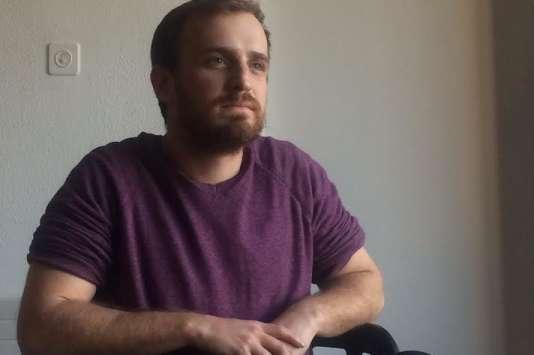 Hillel Assaf, 24 ans, étudiant, est l'un des anciens soldats qui témoignent dans le nouveau rapport de l'ONG Rompre le silence, dénonçant la proximité entre l'armée et les colons en Cisjordanie.