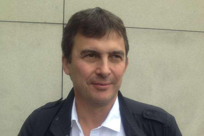 Le sociologue Eric Fassin