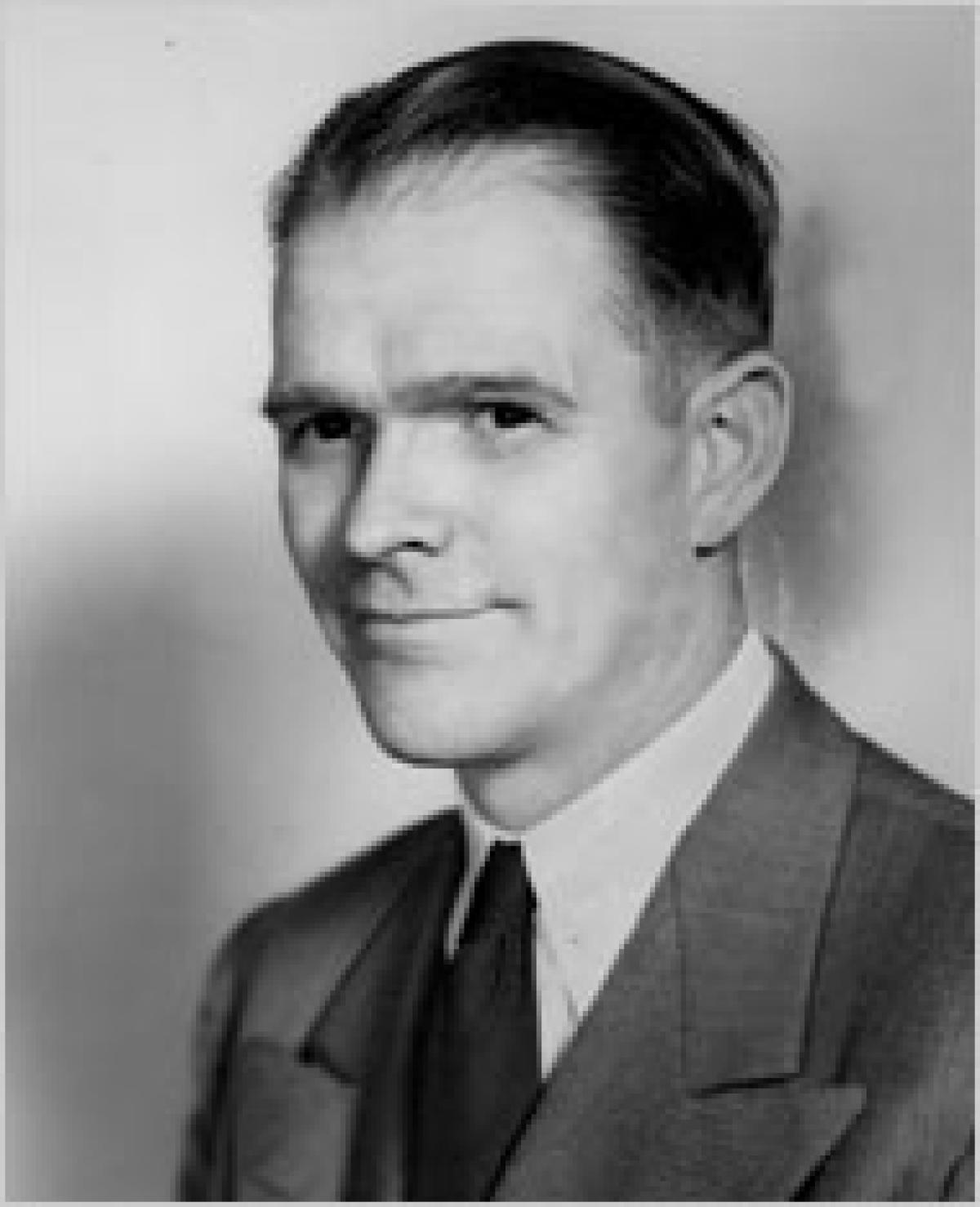 Thomas Toliver Goldsmith (19010-2009) est né à Greenville, en Caroline du Sud.