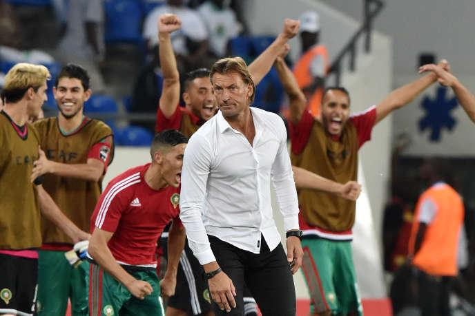 Le Maroc est qualifié pour les quarts. Parce qu'Hervé Renard le vaut bien.