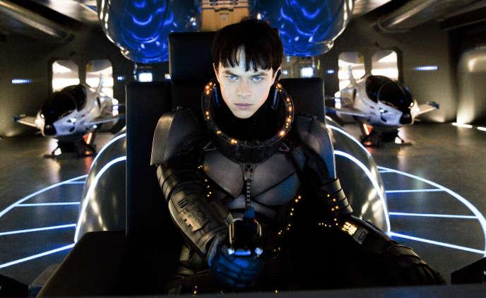 Dane DeHaan dans le film «Valérianet la Cité des mille planètes», réalisé par Luc Besson.