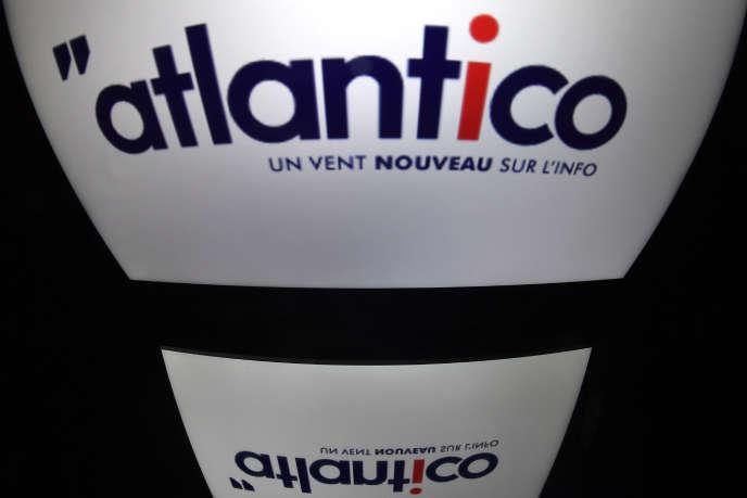 Le logo d'Atlantico.