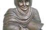 Bronze deMagda Szabo (auteur inconnu).