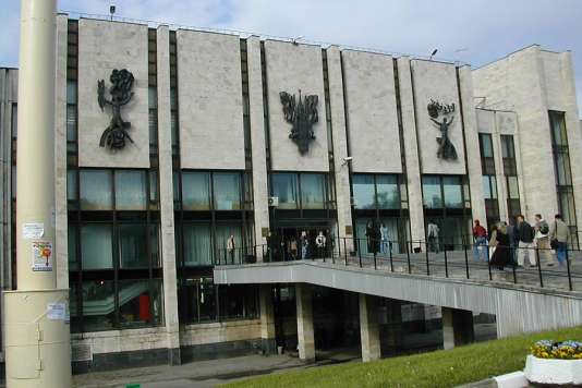 L'Institut d'Etat des relations internationales de Moscou (Mgimo), le plus réputé des établissements supérieurs de Russie.