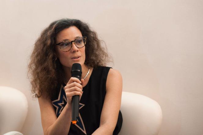 Lara Pawlicz.La start-up 2Spark est une plate-forme en ligne qui accompagne la transformation des entreprises.