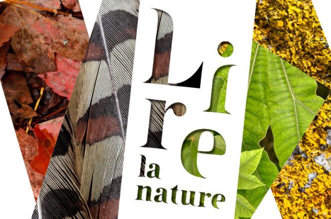 L'affiche du Salon« Lire la nature».