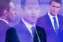 «Jusqu'à présent les critiques sur le revenu universel (RBI), idée à la mode, ont principalement porté sur le coût et le financement d'un tel dispositif.» (Photo : le débat télévisé entre les deux tours de la primaire de la gauche, opposant Benoît Hamon àManuel Valls, jeudi25janvier2017.)