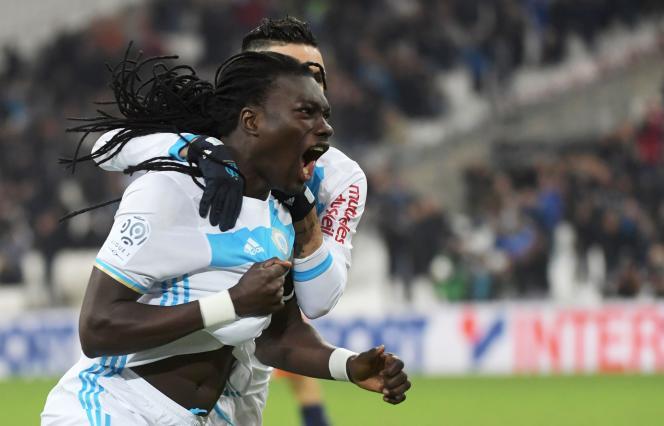 Les Marseillais se sont notamment imposés grâce à trois buts de Bafétimbi Gomis.