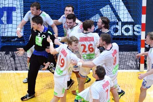 La Norvège dispute dimanche la finale des Mondiaux de handball.