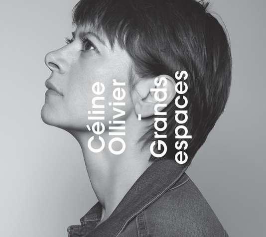 L'album« Grands Espaces», de Céline Ollivier.