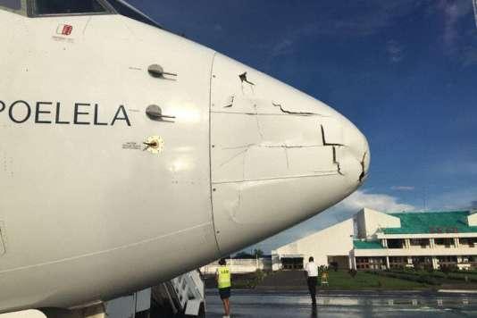 Selon l'Aviation civile du Mozambique, les dégâts causés au radome du Boeign 737 de Linhas Aéreas de Moçambique (LAM) n'ont pas été causés par un drone.