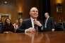Scott Pruitt, désigné par Donald Trump pour diriger l'Agence fédérale chargée de l'environnement, lors de son audition par le sénat, le 18 janvier.