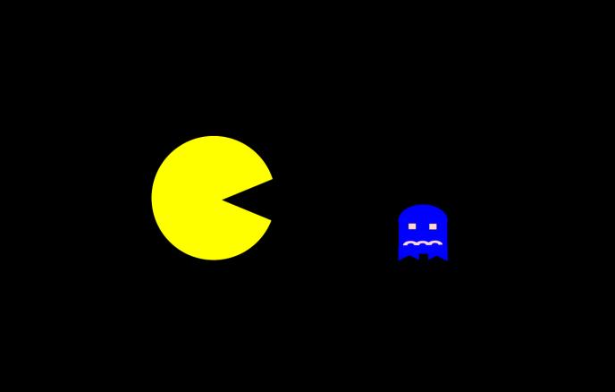 Pac-Man.