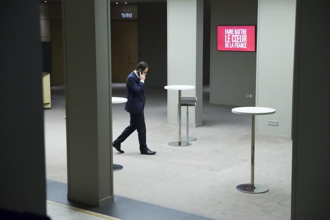« Comment porter un projet présidentiel conçu comme l'antithèse d'une action de mandature que nous avons soutenue et dont nous revendiquons les avancées?» (Photo: Benoît Hamon, le 29 janvier à la Mutualité à Paris).