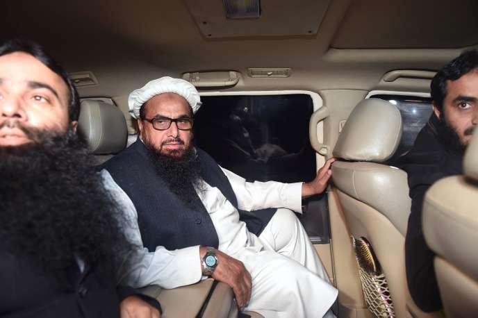 Hafiz Saeed, le 31 janvier à Lahore.