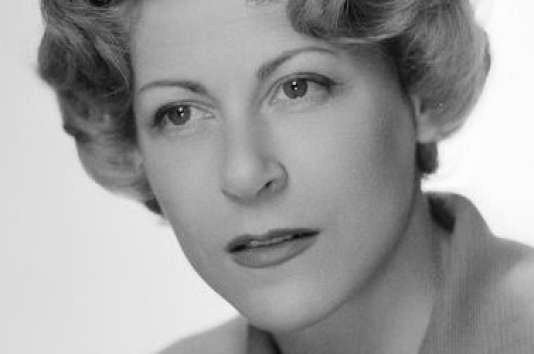 La comédienne Eléonore Hirt.