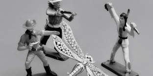 Broche libellule collection Tiffany ancient en platine et diamants, Tiffany & Co.
