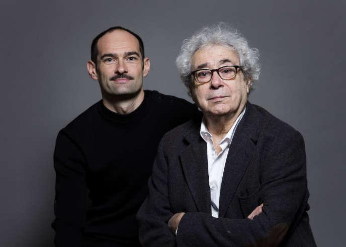 Arnaud Esquerre et Luc Boltanski.