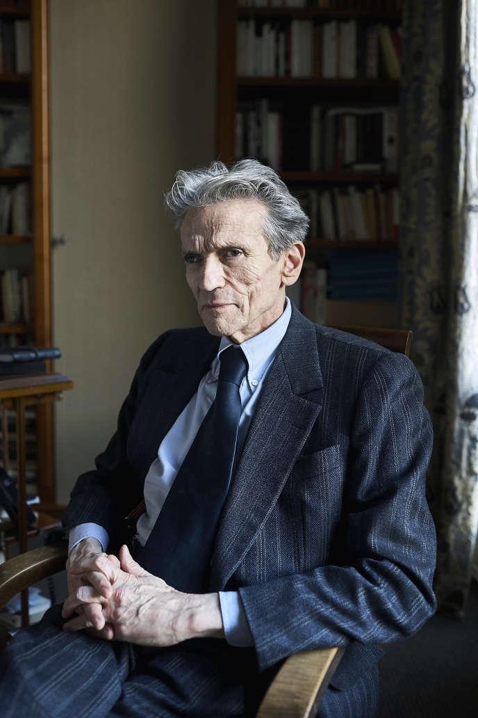Thierry Levy en 2008.