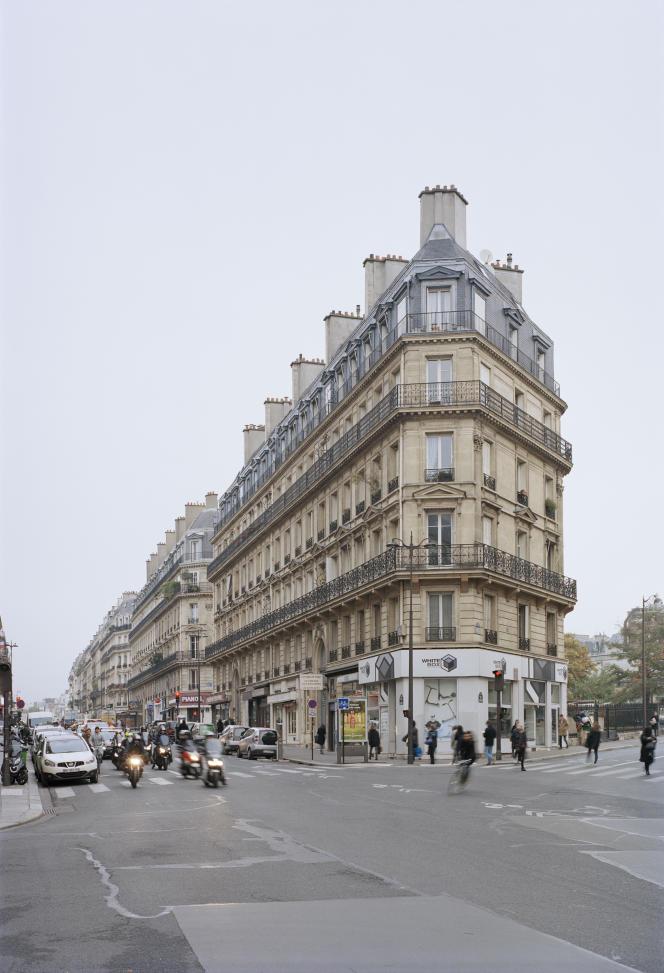 46, rue de Rome, Paris 8e.