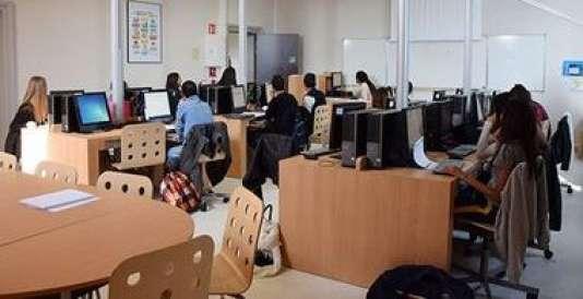 Les bacs pro du lycée René Cassin, à Strasbourg