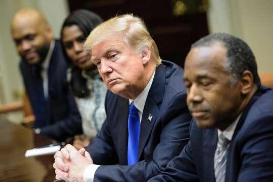 Donald Trump, élu président des Etats-Unis le 8 novembre.