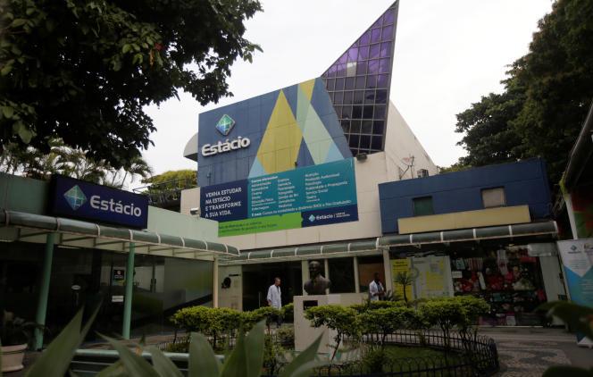 Le campus de Rio de Janeiro, le 30 juin.
