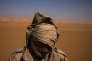 Patrouille le long de la frontière malienne.