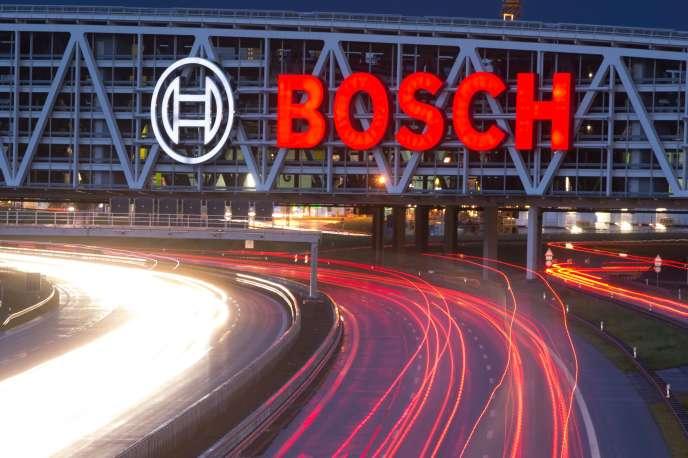 Le siège de Bosch à Stuttgart, en Allemagne.