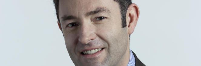 Philippe Lavoué, directeur général de Nintendo France.