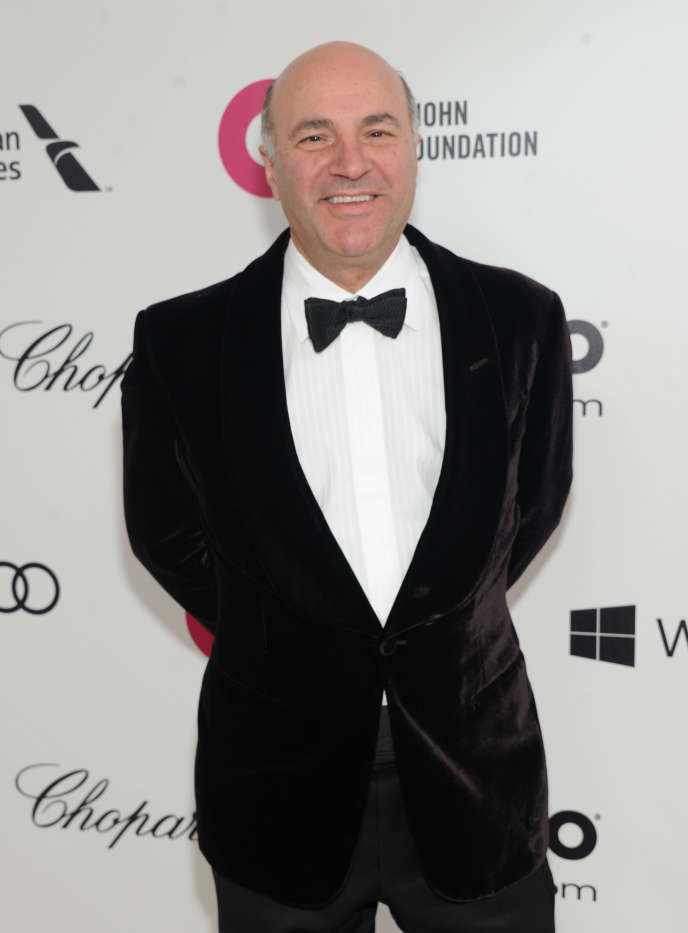 Kevin O'Leary, à Hollywood en mars 2014.