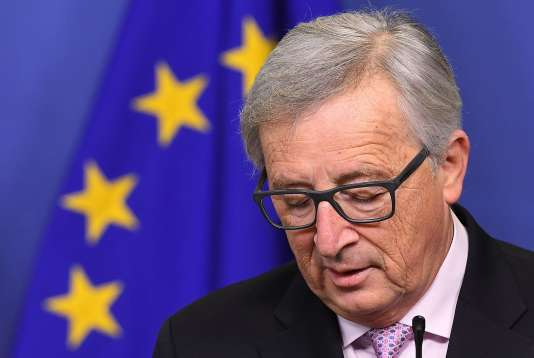Jean-Claude Juncker, le 6 février à Bruxelles.