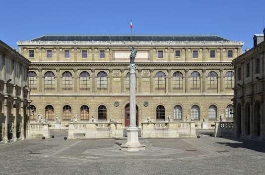 L'Ecole nationale supérieure des beaux-arts (Ensba) à Paris.