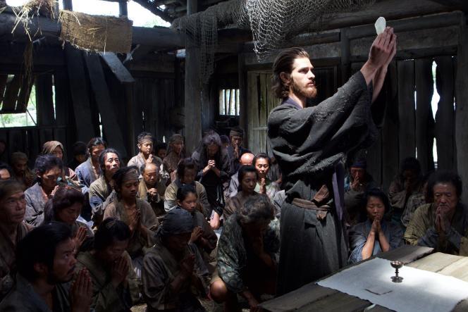 Andrew Garfield incarne Sebastiao Rodrigues dans «Silence», de Martin Scorsese.