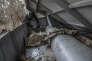 Des missiles d'origine russe ont été découverts par les troupes irakiennes sur le site des ruines de Ninive à Mossoul,le 28 janvier.