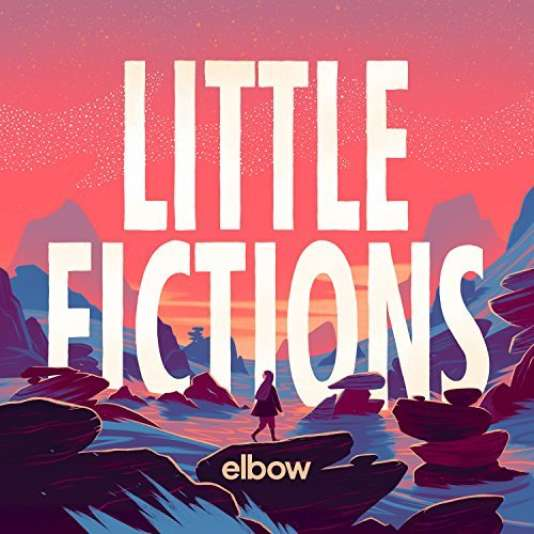 Pochette de l'album « Elbow », de Little Fictions.