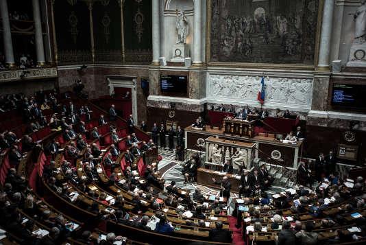 Les parlementaires ont rétabli le délit de consultation de sites djihadistes, lundi 13 février.